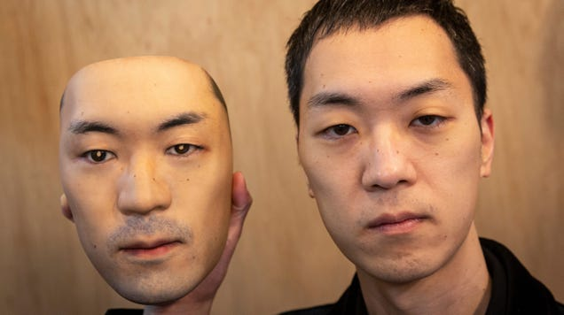 This Is Not a Sci-Fi Movie: This Guy Makes 3D-Printed Hyper-Realistic Masks Using Real Faces