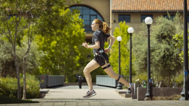 This Leg-Based Wearable Might Track Calorie Burn Better Than Smartwatches