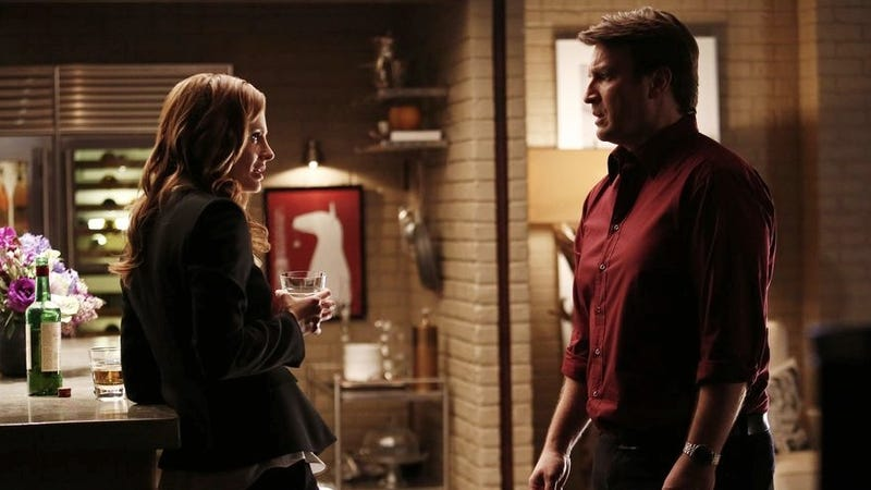 Illustration for article titled After All That Drama, They're Canceling Castle Anyway