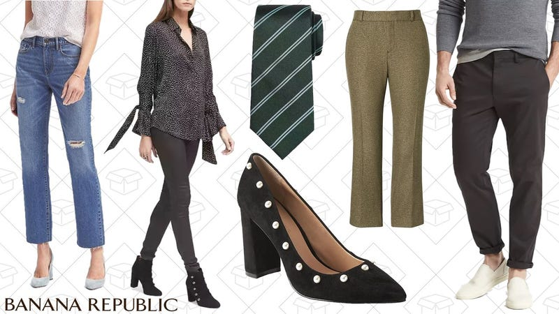$50 orders of $50+ | Banana Republic | Use code BRSHOP