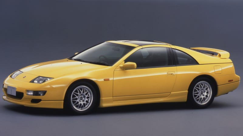 Illustration for article titled Nissan Is Probably Cooking Up A New Turbo Z