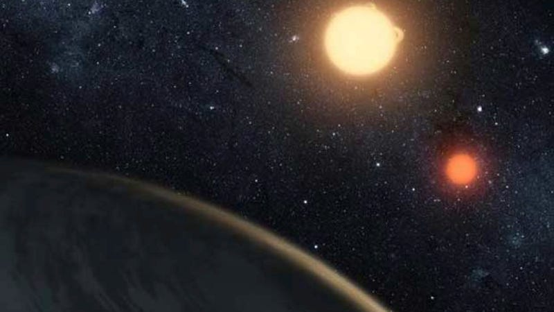 Illustration for article titled Scientists discover a planet in Alpha Centauri, the star system nearest Earth