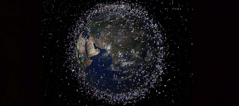 Illustration for article titled Japan Is Creating a Militarized Program To Deal With Space Junk