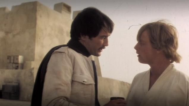Mark Hamill Discusses Luke Skywalker s Political Naivety in Star Wars  Deleted Scenes