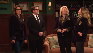 jonah hill joins the five timers club on a uniformly funny saturday