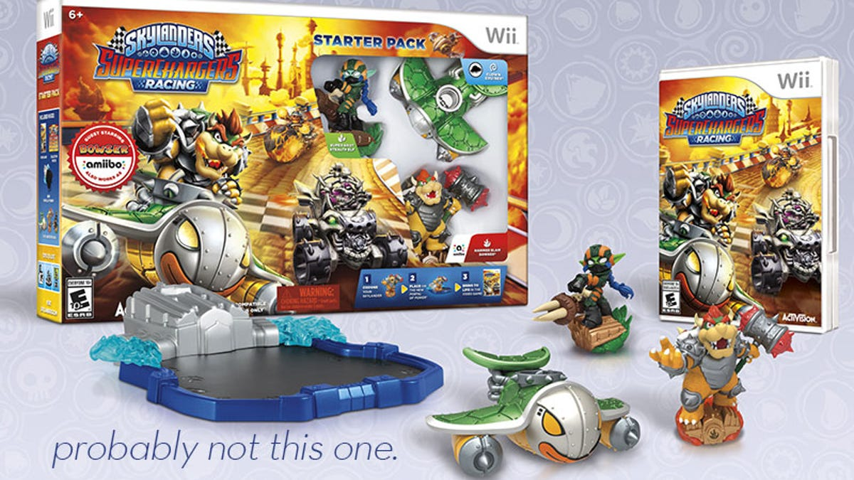 A Skylanders Superchargers Buyers Guide For Confused Parents