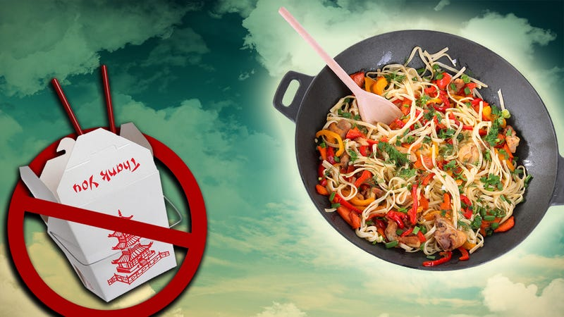 Illustration for article titled How I Broke My Addiction to Takeout and Started Cooking at Home