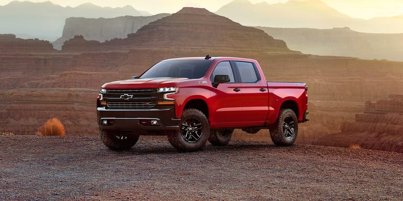 Illustration for article titled 2019 Silverado - I think this is the generation that knocks Chevy down to 3rd place.