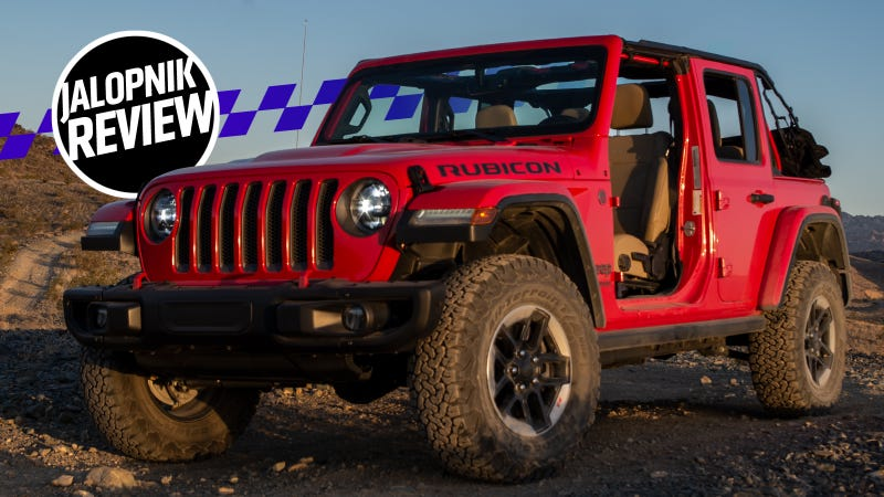 2018 jeep wrangler rubicon what we learned over 600 hard miles
