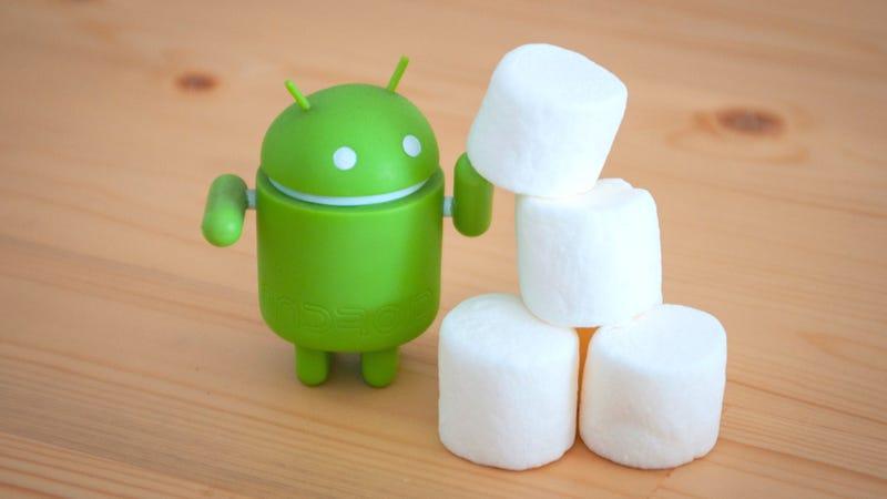 Illustration for article titled La adopción de Android Marshmallow es mejor que la de Lollipop, pero sigue siendo desastrosa