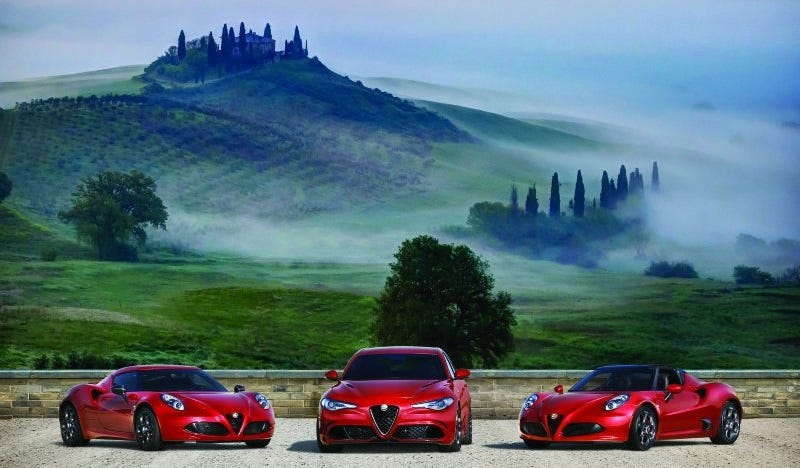 A short story by Alfa Romeo.