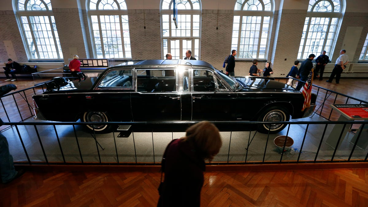 Why Jfk S Limousine Stayed In Service For 13 Years After Dallas