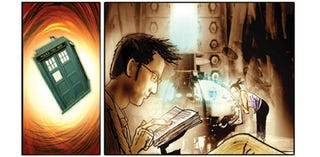 Illustration for article titled Your Cure For Doctor Who TV Withdrawal