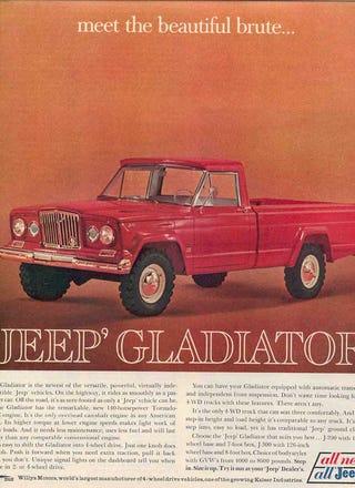 Illustration for article titled Gladiators