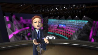 Illustration for article titled What's Up With Xbox 360 As A Cable Box, Virtual Game Room, And Game Show Host?