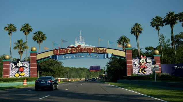 Florida Man Arrested After Trying to Quarantine on Disney s Discovery Island