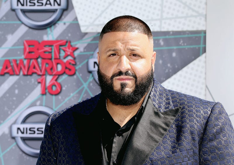 DJ Khaled attends the 2016 BET Awards at the Microsoft Theater June 26, 2016, in Los Angeles. He hosted the BET Hip Hop Awards on Oct. 4, 2016.Frederick M. Brown/Getty Images