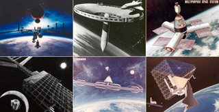 Illustration for article titled 9 Forgotten NASA Concepts For Space Stations That Never Flew