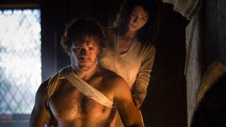 Illustration for article titled Dear Outlander: Your Actors Are Good Enough, Ditch the Voiceover