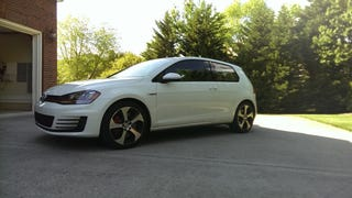 Hey, look who <i>also</i>got a GTI recently!