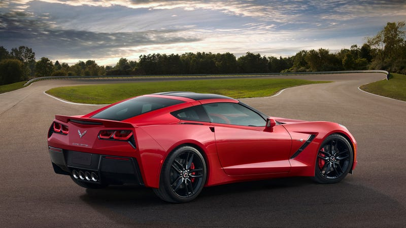 Illustration for article titled The 2014 Chevrolet Corvette Stingray Will Cost Just $51,995