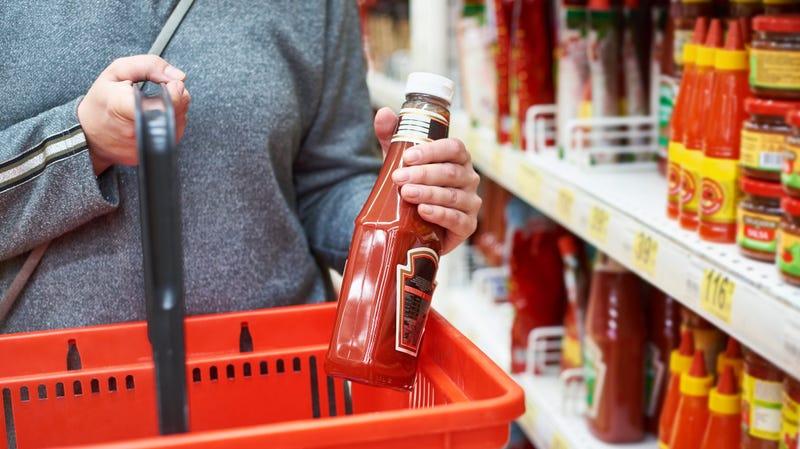 America, we can make room for non-tomato ketchups