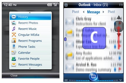 Windows Mobile 7 Details Leaked - Multi-touch, Motion Gestures