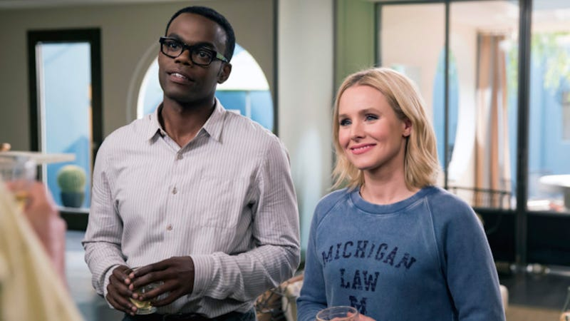 The Good Place Renewed for Third Season at NBC