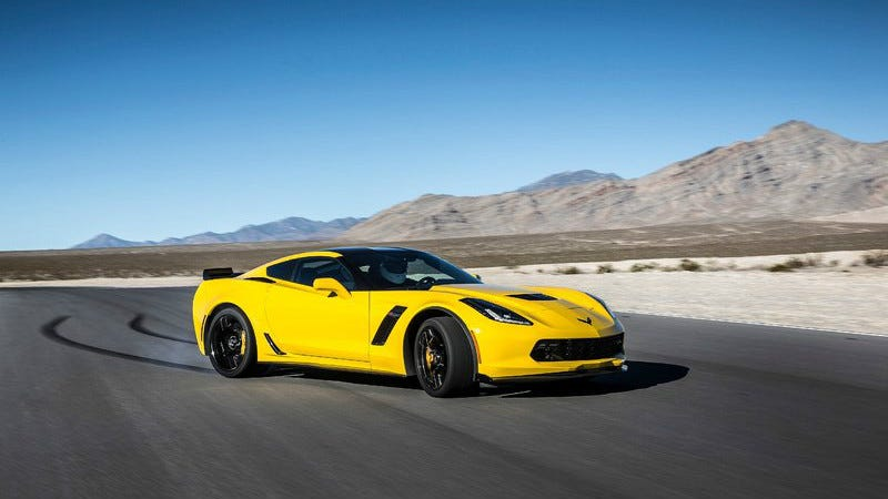 Illustration for article titled Chevrolet Tells Corvette Z06 Owners To Change Oil After First 500 Miles