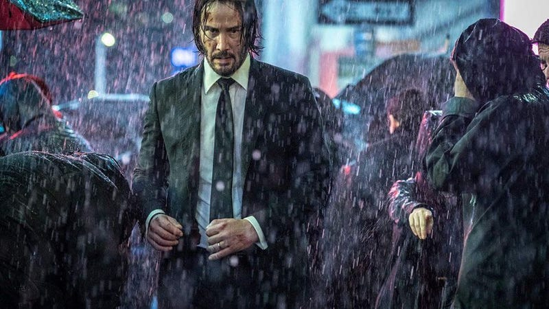 Illustration for article titled The Secret To John Wick Is All The Goofy Lore