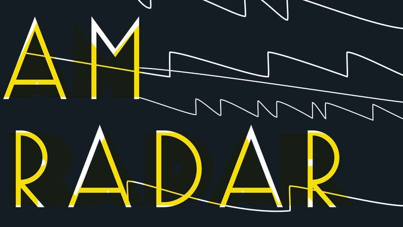Illustration for article titled I Am Radar is a quantum leap that sparks and fizzes