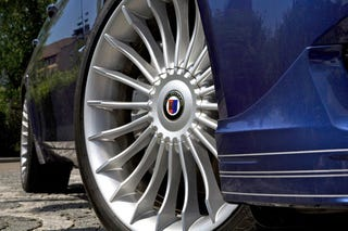 Illustration for article titled Alpina Returns To America With 500 HP 7-Series