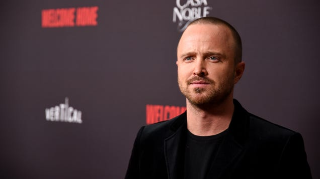 The Breaking Bad movie will supposedly be a direct sequel about Jesse Pinkman