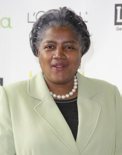 Donna Brazile tapped for interim DNC chair position (Getty Images)