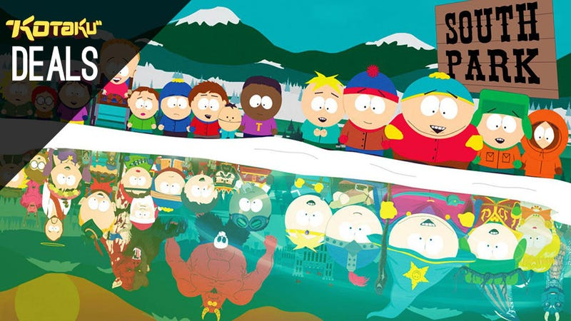 Illustration for article titled South Park, Titanfall Collector's Edition, Trade-Ins, G710+ [Deals]