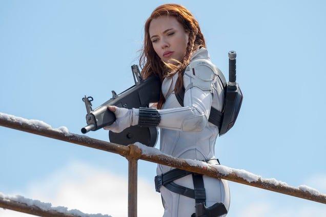 Black Widow Surpasses Expectations Raking in $218 Million WorldWide