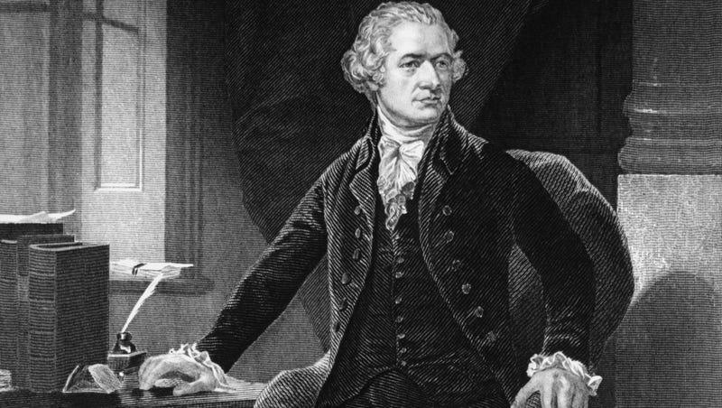 Illustration for article titled One Descendant of Alexander Hamilton Is Loving Hamilton Fever