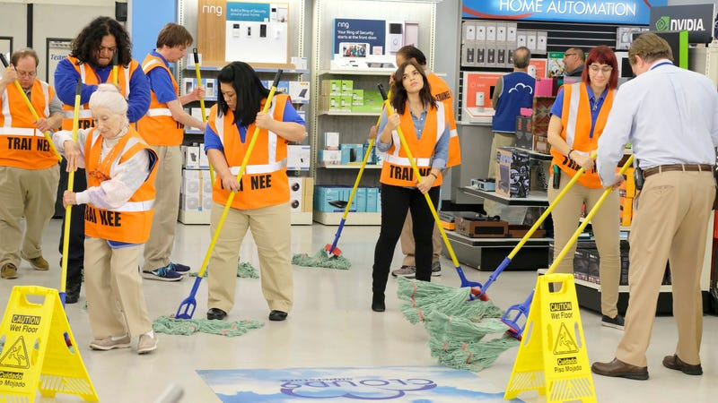 Illustration for article titled NBC picks up a fifth season of Superstore