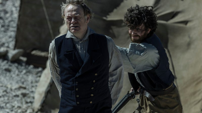 Jared Harris stars in The Terror