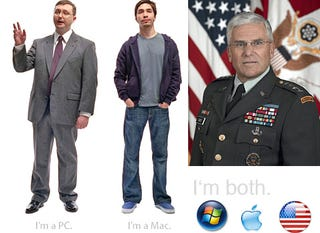 Illustration for article titled U.S. Army to Instigate Wider Mac Implementation