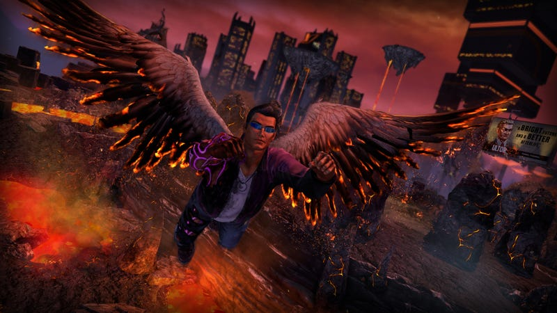 Illustration for article titled New Saints Row Expansion And New-Gen Port Coming in January