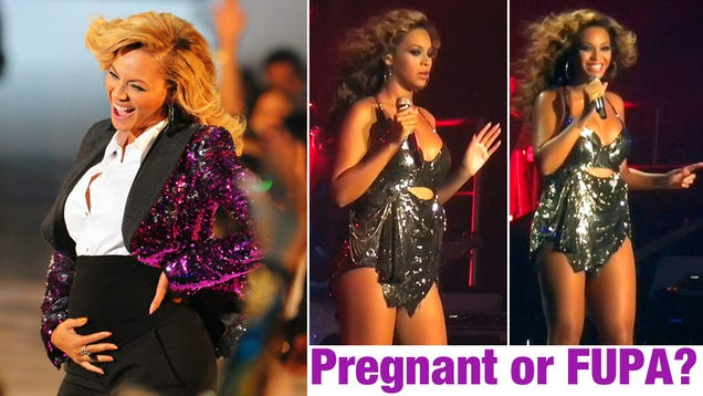 Did Beyonce Stuff Her Baby Bump A Conspiracy Theory