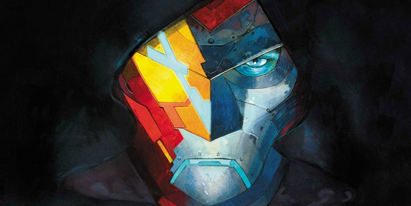 Illustration for article titled Damn, Now Doctor Doom Is Becoming Iron Man Too