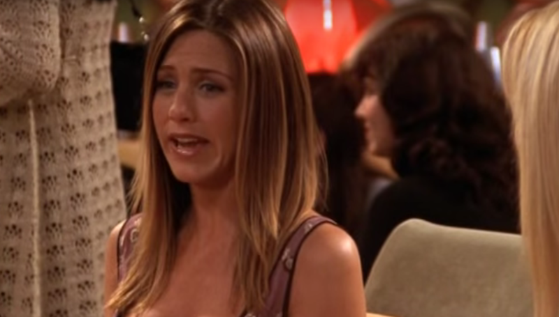 Illustration for article titled Jennifer Aniston Was Replaced on Friends and Nobody Noticed
