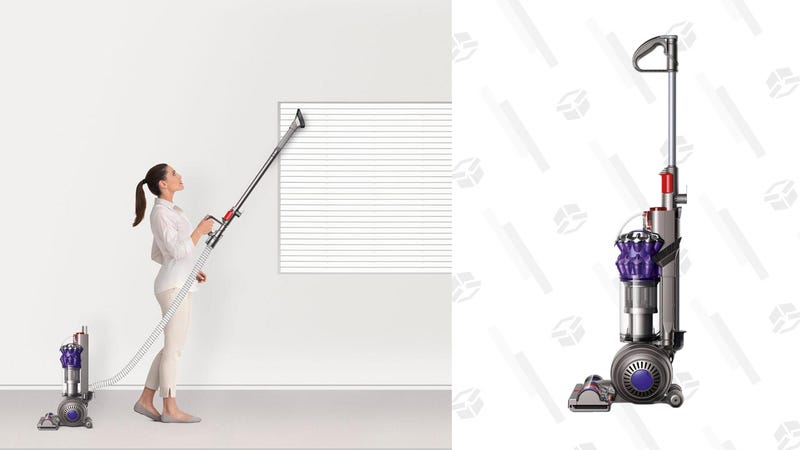 Dyson Small Ball Multi Floor Upright Vacuum Cleaner | $200 | Home Depot