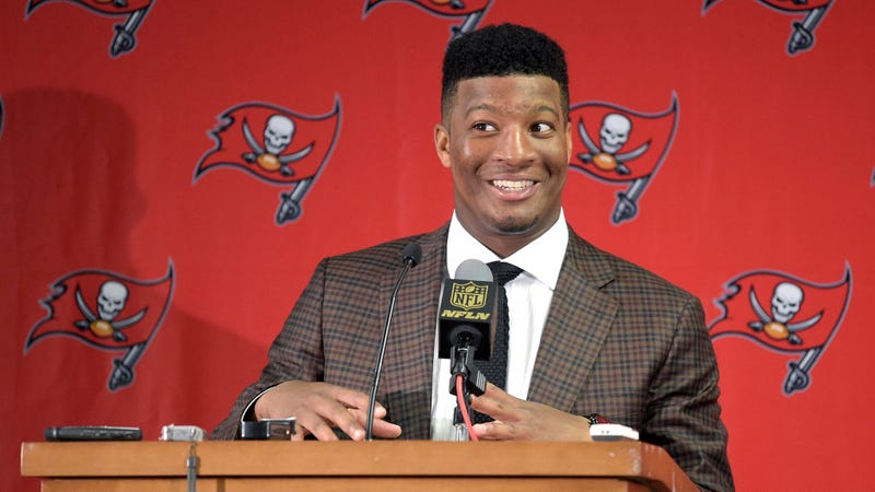 Illustration for article titled Jameis Winston Is Threatening To Sue CNN To Prevent Airing Of College Rape Documentary