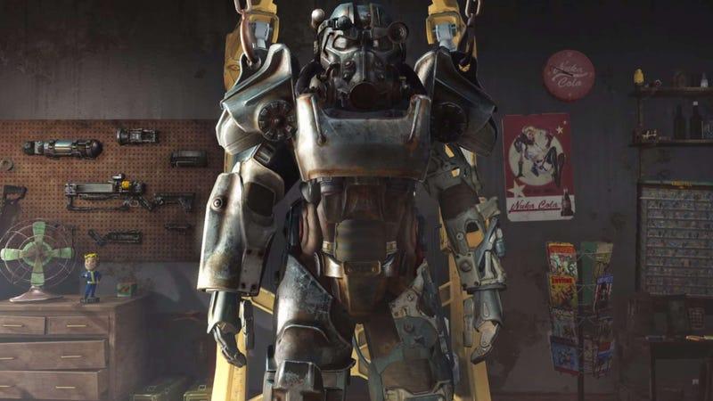 Illustration for article titled Las últimas imágenes filtradas de Fallout 4 harán que quieras jugarlo hoy mismo