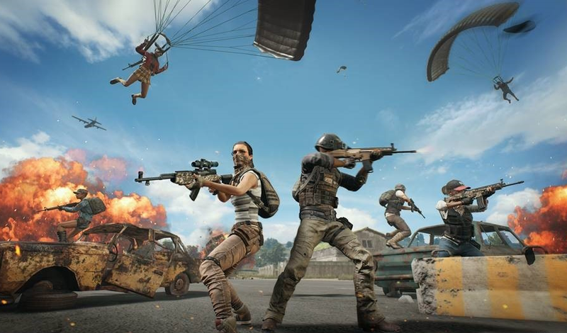 Illustration for article titled Eight Person Squads Highlight PUBG's Strengths