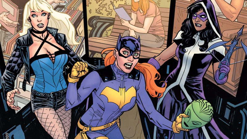 Illustration for article titled The DC Universe Has a New Oracle