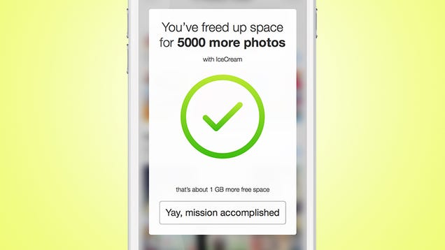 Save More Photos on Your iPhone Using This Storage App